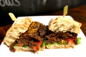 Bulgogi Steak Sandwich - delivery menu