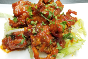 Chili Chicken - delivery menu