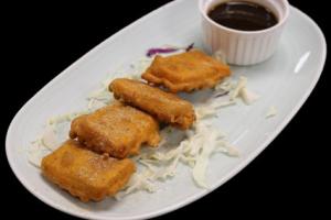 Paneer Pakoras(5) - delivery menu