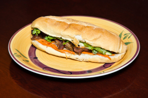 Grilled Pork Sandwich - delivery menu