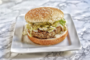 Crabby Patty (AGF) - delivery menu