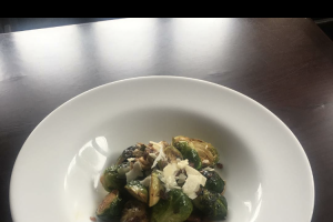 Caramelized Brussels Sprouts - delivery menu