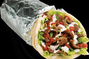 Gyro Wrap - delivery menu