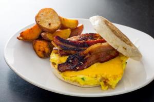 Breakfast Sandwich  - delivery menu
