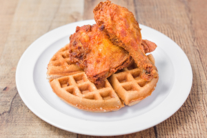 Chicken and Waffles - delivery menu