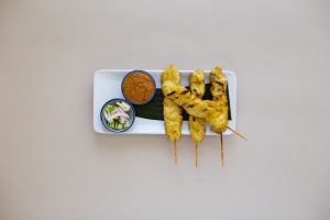 Gai Satay - delivery menu