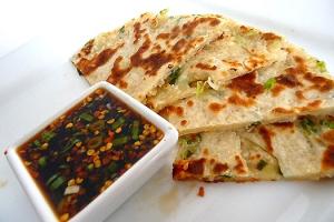 42a. Scallion Pancake - delivery menu