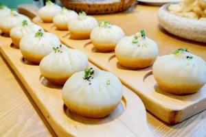 B2.Seared soup Dumplings - delivery menu