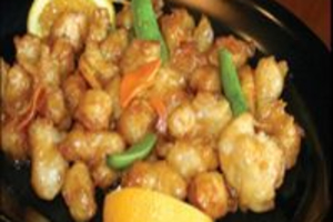 2. Orange Peel Chicken - delivery menu