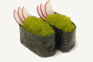 Wasabi Tobiko Gunkan - delivery menu
