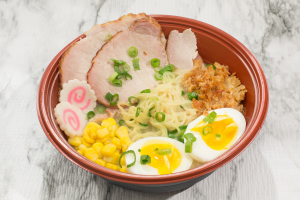 Chashu Pork Noodles - delivery menu