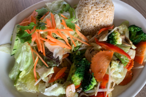 Mix Veggies Lunch Special - delivery menu