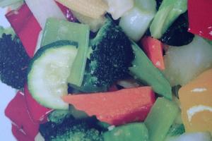 601. Seasonal Vegetable Delight - delivery menu