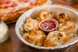 Homemade Garlic Knots - delivery menu
