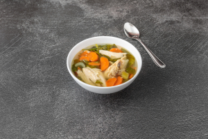 Caldo de Pollo - delivery menu