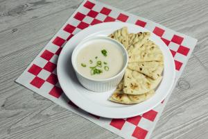 Cream of Potato Soup - delivery menu