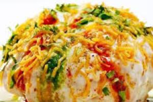 Raj Kachori - delivery menu