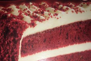 115. Red Velvet Cake - delivery menu
