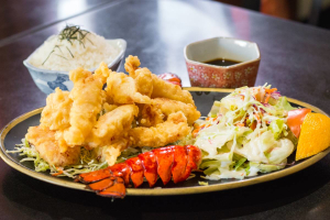 Lobster Tempura - delivery menu