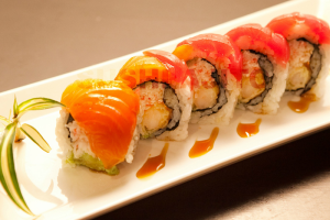 Lion King Roll - delivery menu