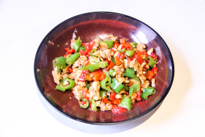 120. Dong Ting Sauteed Spicy Frog火爆田鸡 - delivery menu
