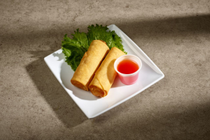 2 Vegetable Egg Rolls - delivery menu