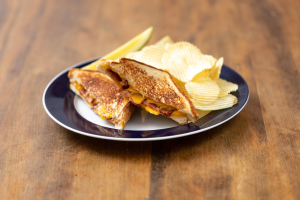 Grilled Cheese and Bacon - delivery menu
