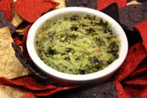 Spinach Artichoke Dip - delivery menu