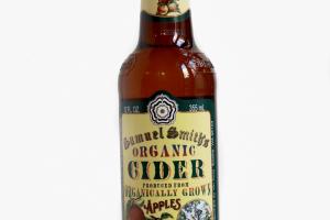 Sam Smith Organic Cider - delivery menu