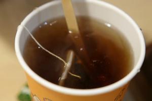 TEA - delivery menu