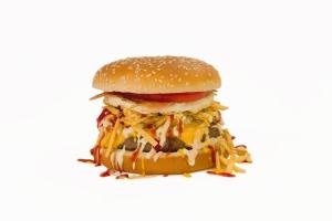 3. Venezuelan Burger - delivery menu