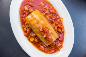 Stuffed Cabbage - delivery menu