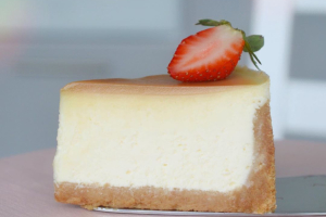 1. New York Cheesecake - delivery menu