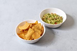 Guacamole en Molcajete - delivery menu