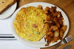 Western Omelette - delivery menu