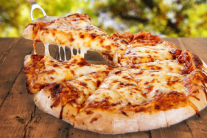 Traditional Cheese Pizza - delivery menu
