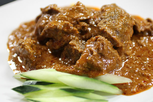 Curry Beef - delivery menu