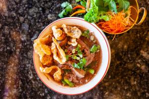 Thai Boat Noodle Soup - delivery menu
