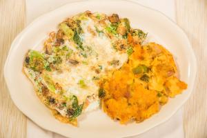 Schwartzeneggar Omelette - delivery menu