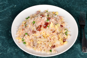 10 Ingredients Fried Rice - delivery menu