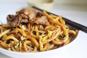 Yaki Udon Noodle - delivery menu