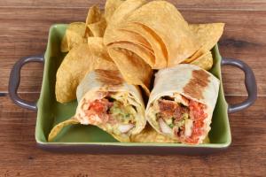 La Fresca Burrito - delivery menu