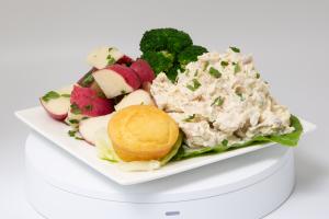 Chicken Salad Platter - delivery menu