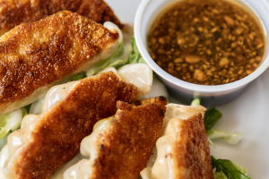 12 Piece Potstickers - delivery menu