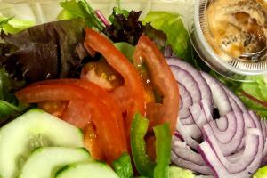 Large Garden Salad - delivery menu