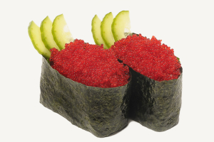Red Tobiko Gunkan - delivery menu
