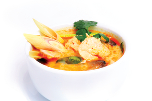 Cup of Tom Kha Soup - delivery menu