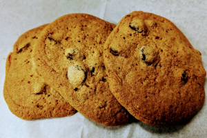 Extra Crispy Cookie - Chocolate Chip - delivery menu