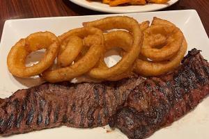 Skirt Steak Plate - delivery menu