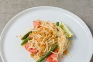 Papaya Salad - delivery menu